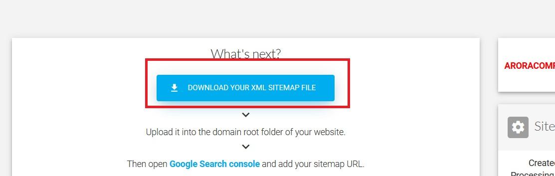 sitemap_download