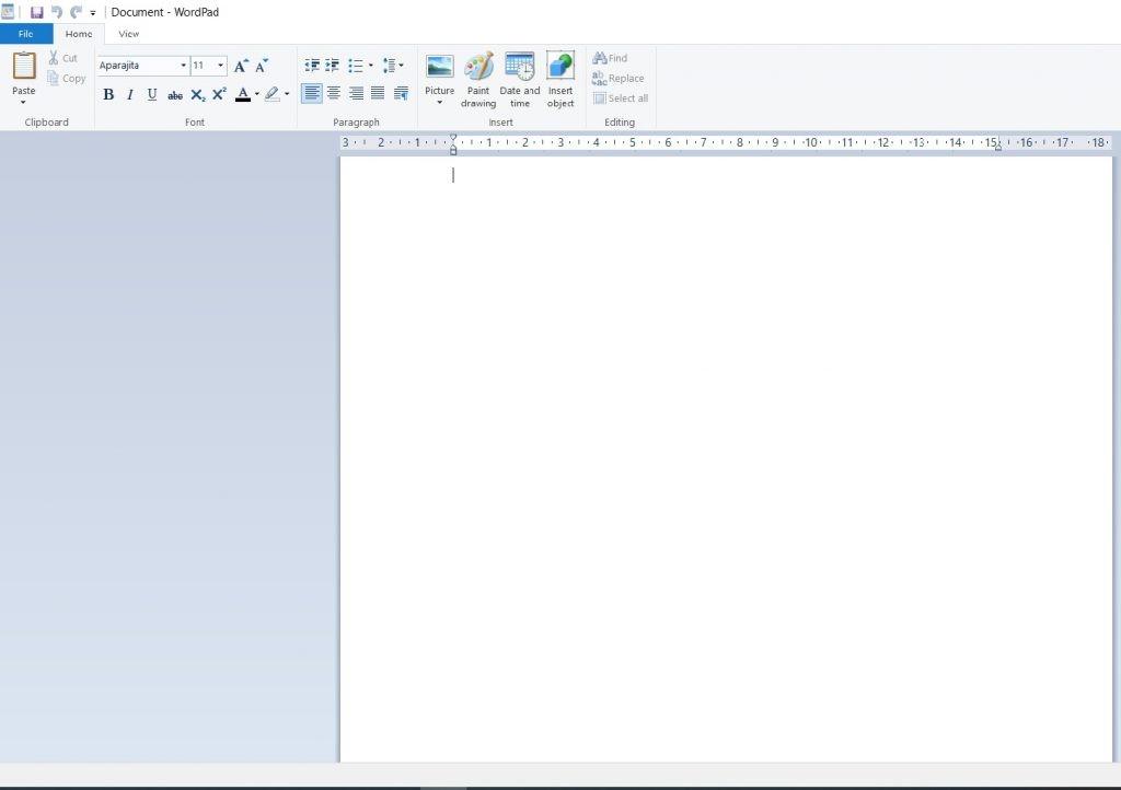 wordpad_window